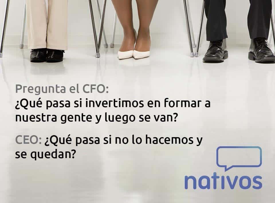 Formación en empresas