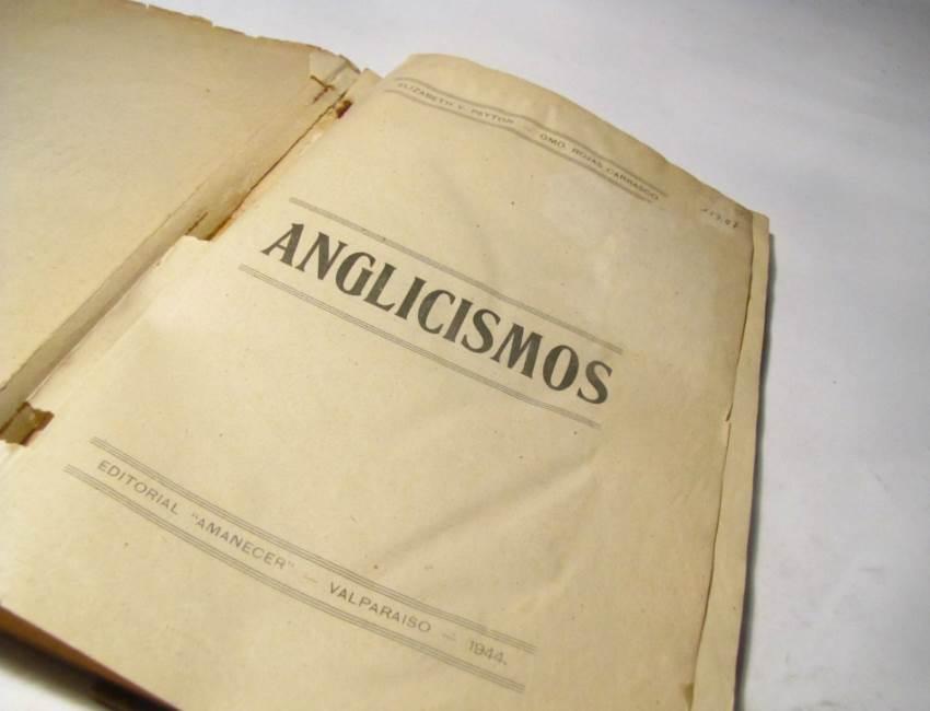 anglicismos en españa