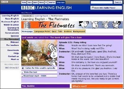 Mejores webs para aprender inglés