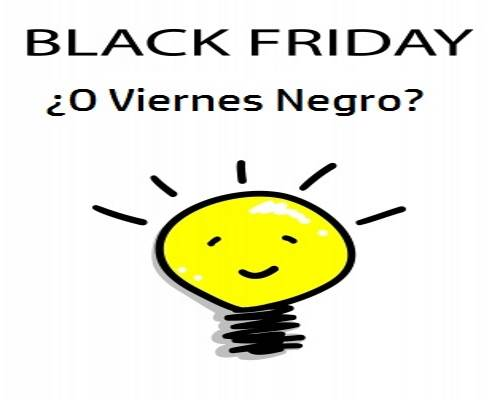 la traducción de Black Friday