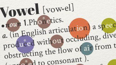 pronunciar bien las vocales en inglés