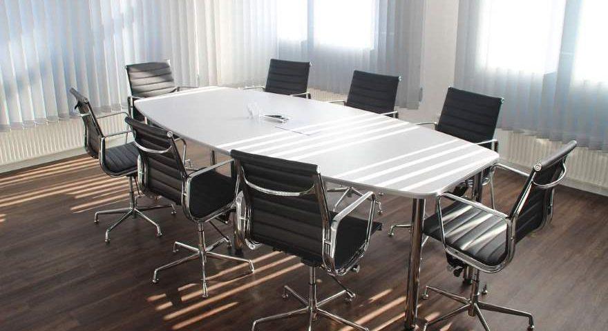 reuniones en inglés