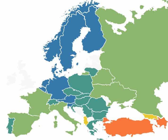 en qué país se habla mejor inglés